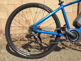 2016 Raleigh Misceo Ie Shimano Alfine Internal 8 Speed Chain Tensioner