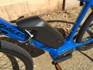 2016 Raleigh Misceo Ie Shimano Steps 36 Volt Downtub Battery