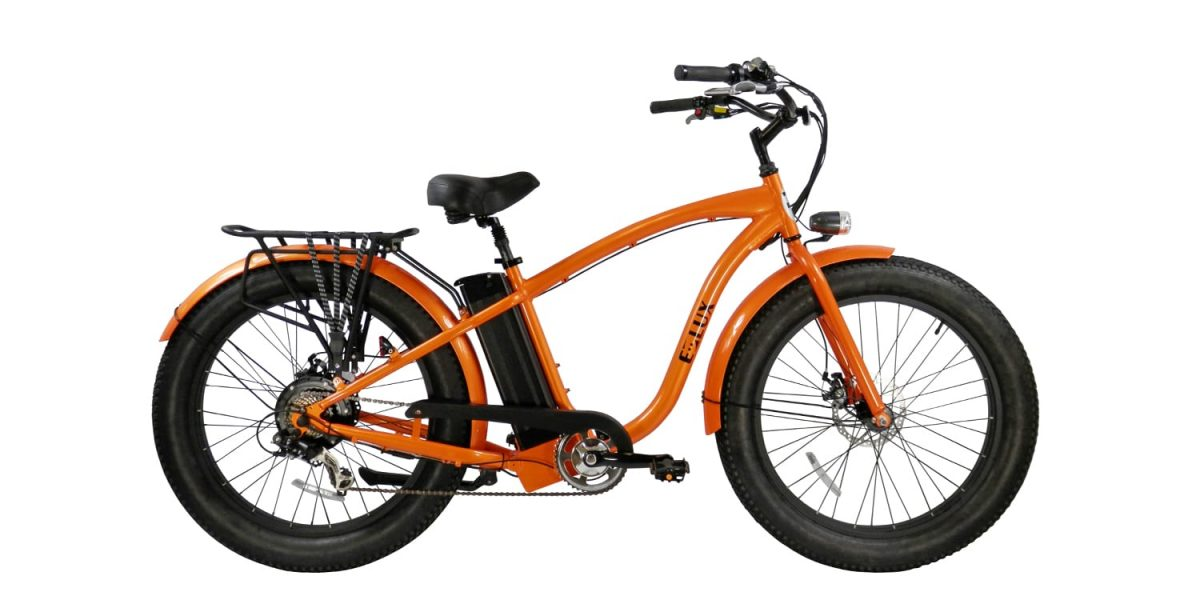 E Lux Tahoe Electric Bike Review