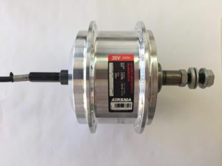 Everly 202 Geared Brushless Hubmotor Akm 13