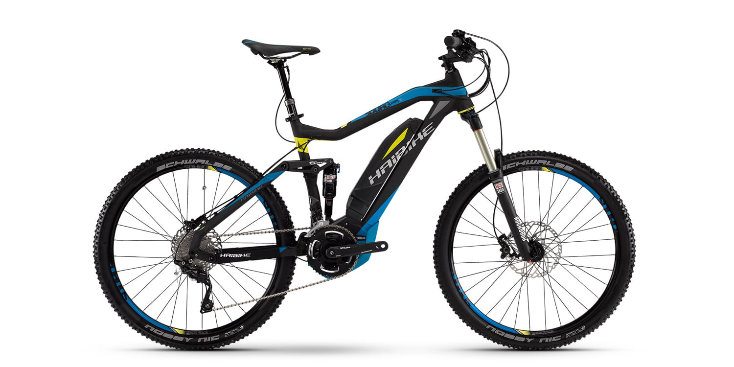haibike sduro allmtn rc review prices specs videos photos. Black Bedroom Furniture Sets. Home Design Ideas