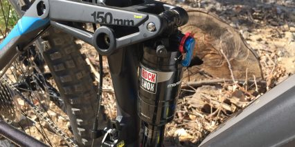 Haibike Sduro Allmtn Rc Rockshox Monarch Rt Rear Suspension