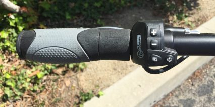 Izip E3 Vibe Plus Velo Dual Density Basic Grips