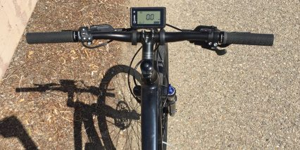 Raleigh Route Ie Adjustable Display Panel