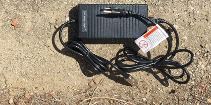 Raleigh Route Ie Battery Charger 2 Amp