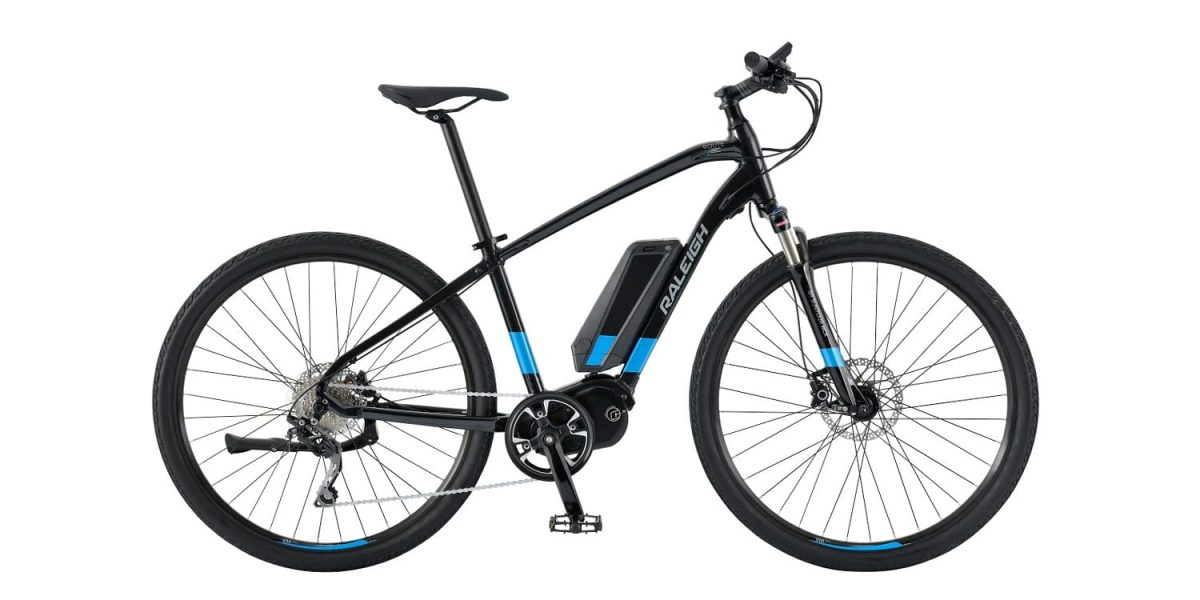 Raleigh Route Ie Electric Bike Review