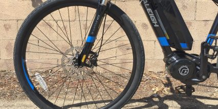 Raleigh Route Ie Shimano M355 Hydraulic Disc Brakes