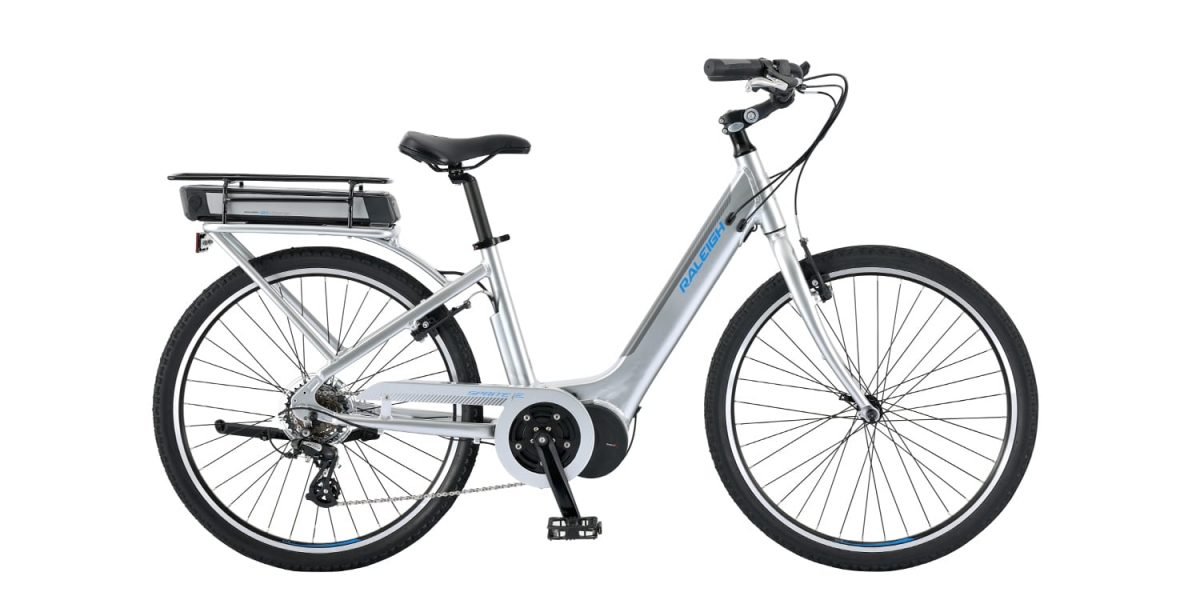 Raleigh Sprite Ie Electric Bike Review