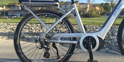 Raleigh Sprite Ie Shimano Altus Seven Speed