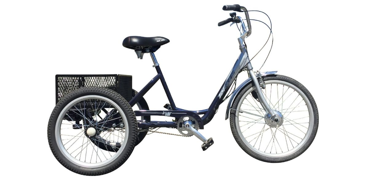 Torker Tristar Hybrid Electric Trike Review