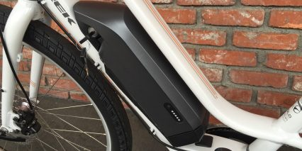 Trek Lift Plus Shimano Steps Battery Pack