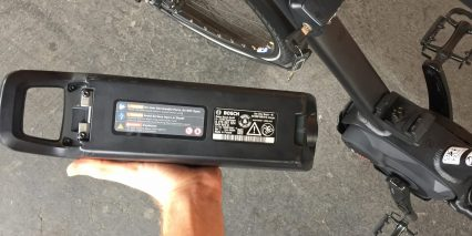 Trek Xm700 Plus Bosch Powerpack 400 Removable Battery