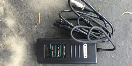 Ariel Rider N Class Ebike Battery Charger