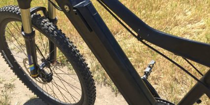 Flux Trail Removable Downtube Battery Pack