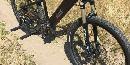 Flux Trail Suspension Fork With Lockout