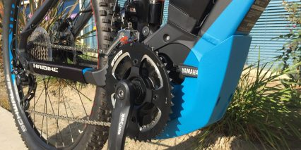 Haibike Sduro Fullnine Rx Electric Bike Motor By Yamaha