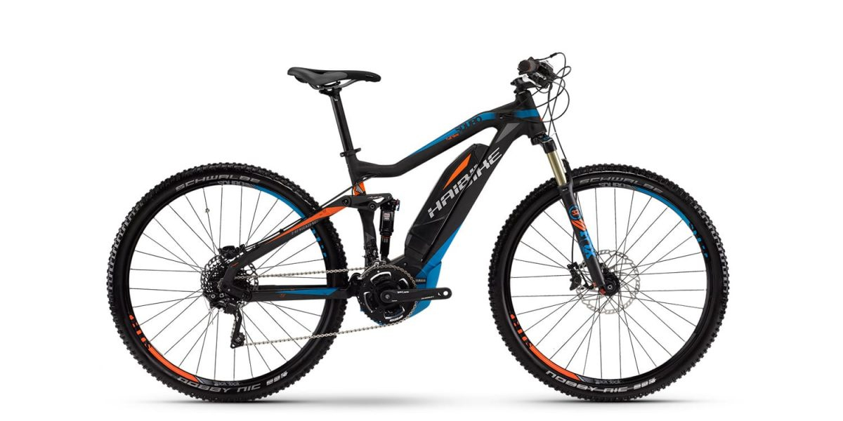 Haibike Sduro Fullnine Rx Electric Bike Review