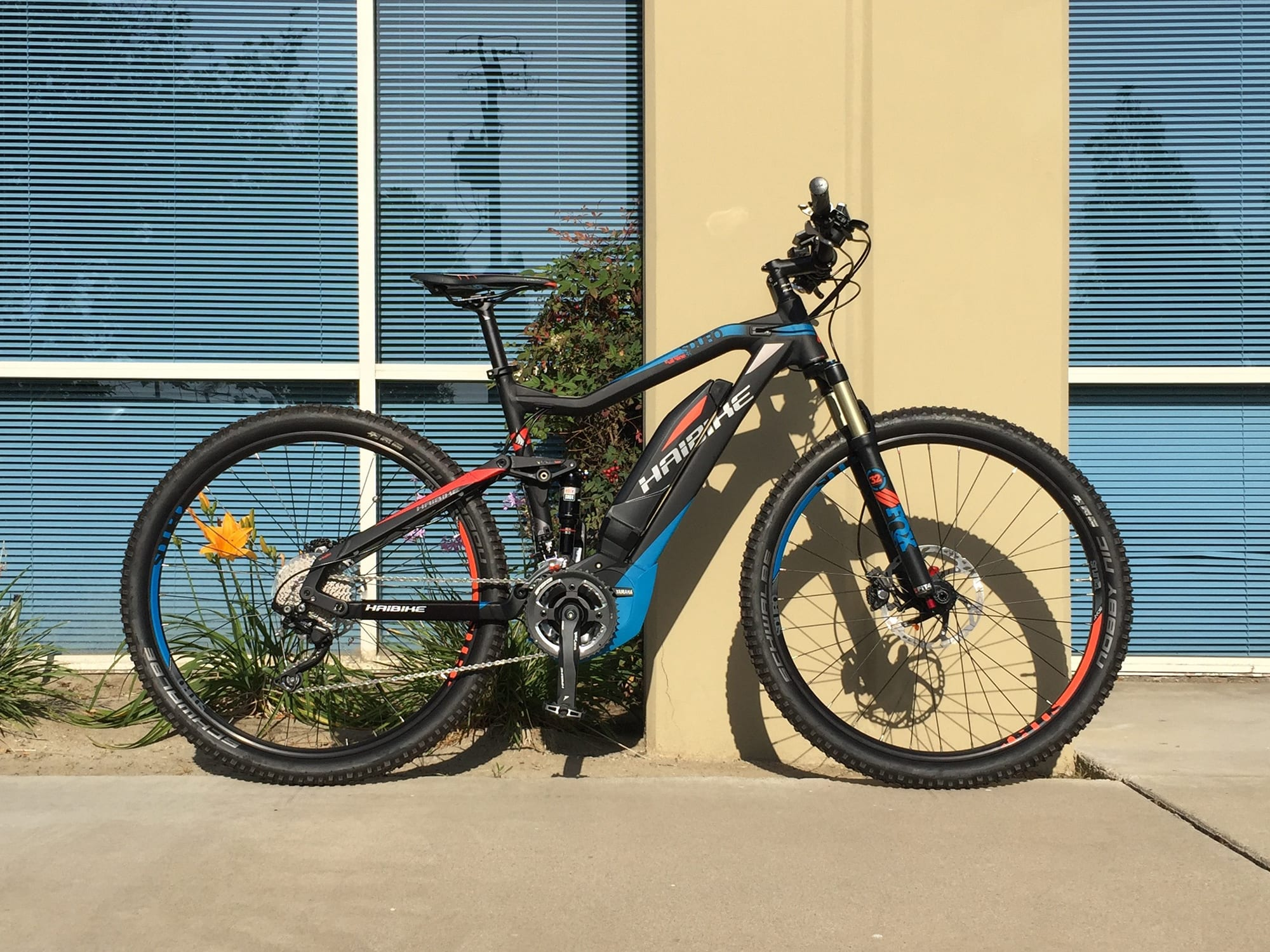 Haibike Sduro Fullnine Rx Review Electricbikereview Com