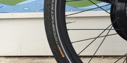 Stromer St2 S Continental Top Contact Ii Tires 26x2