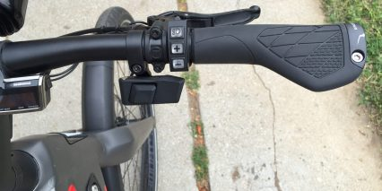 Stromer St2 S Ergon Locking Ergonomic Grips Gs1 Backlit Buttons Di2 Shifter