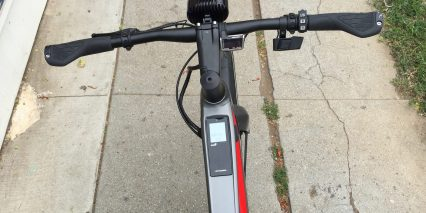 Stromer St2 S Handle Bar Custom Stem Grips