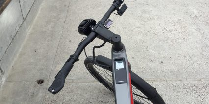 Stromer St2 S Integrated Touch Screen Display Custom Stem