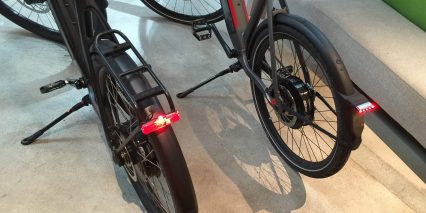 Stromer St2 Vs St2s Tail Lights Rack Fenders