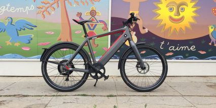 Stromer St2s Electric Bike