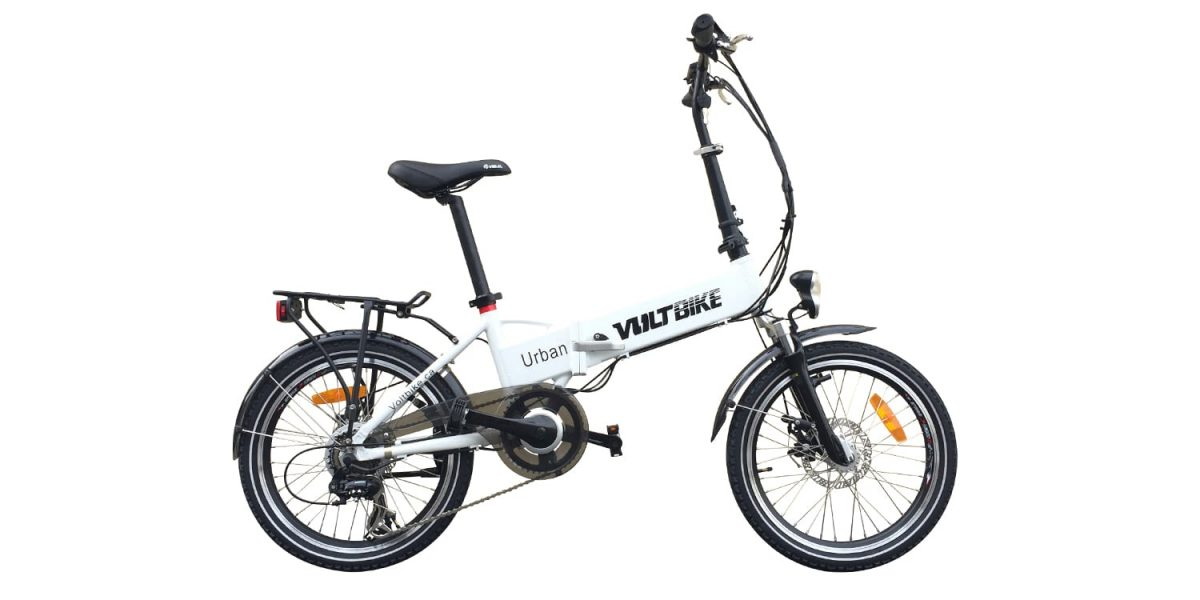 Voltbike Urban Electric Bike Review