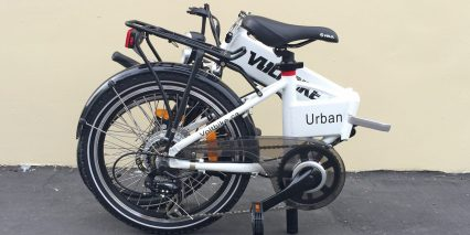 Voltbike Urban Folding Electric Bike Side