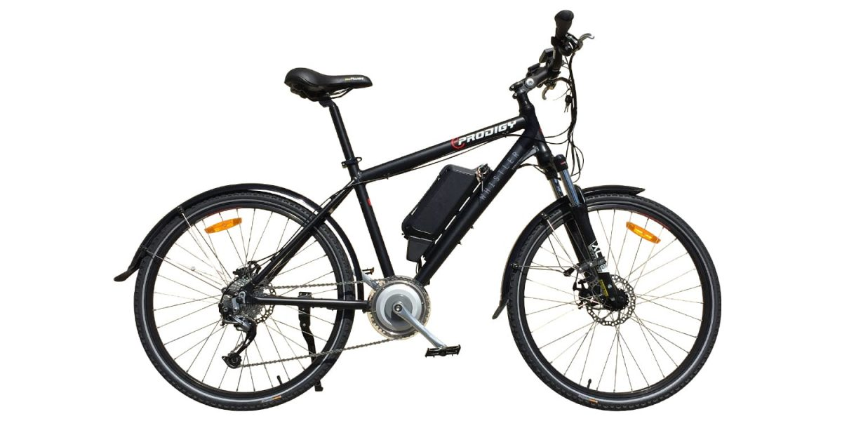 2016 Eprodigy Whistler Electric Bike Review