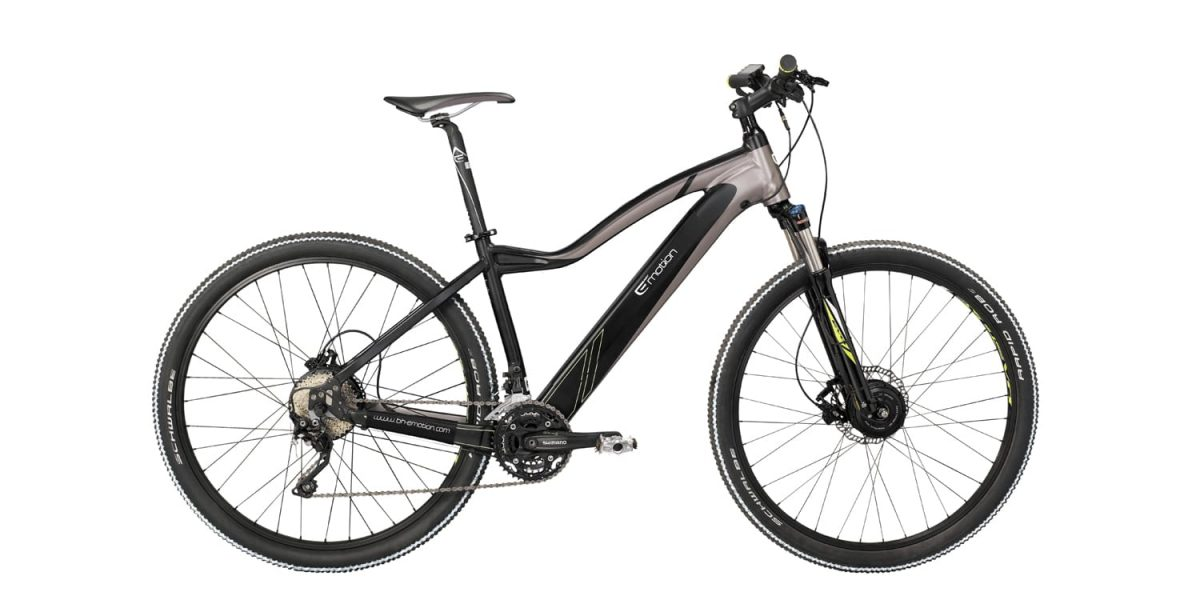 Easy Motion Evo Snow 29 Electric Bike Review