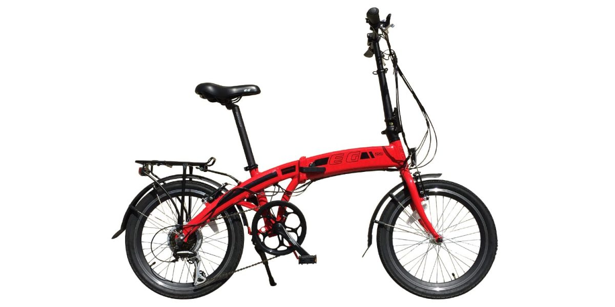 Eg Vienna 250 Electric Bike Review