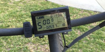 Marrs Cycles M 2 Backlit Lcd Display Panel