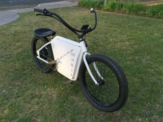 Marrs Cycles M 2 Chopper Style Ebike