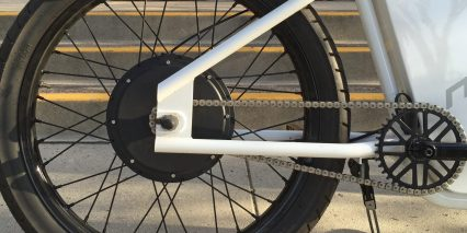 Marrs Cycles M 2 Single Speed Drivetrain Reinforced Dropout