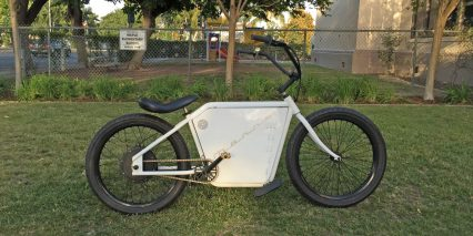 Marrs Cycles M 2 White