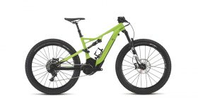 Specialized Turbo Levo Fsr Comp 6fattie Electric Bike Review