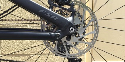 Specialized Turbo Levo Fsr Comp 6fattie Sram Centerline Steel Rotors