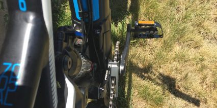 Bulls E Stream Evo Fs Enduro 27 5 Direct Mount Chainguide The Hive E Thirteen
