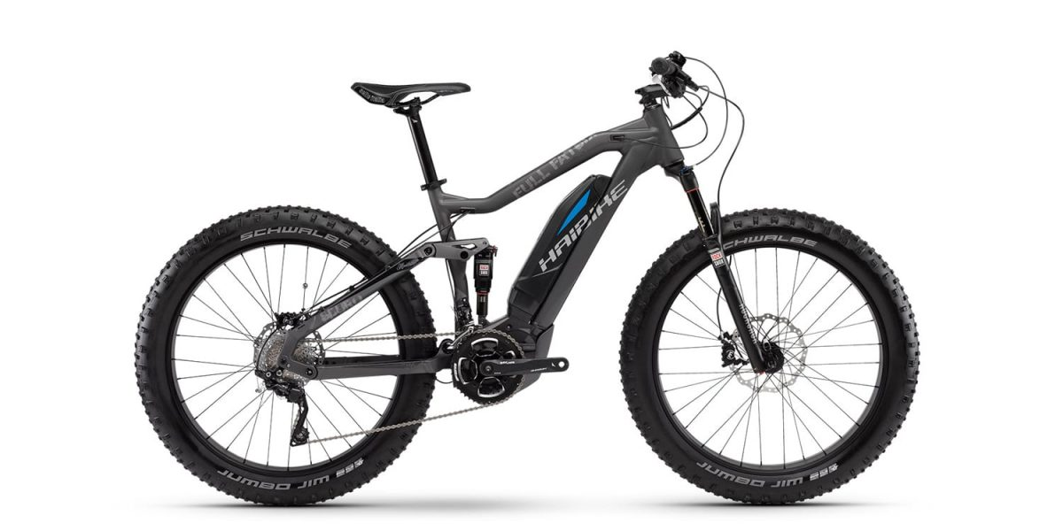 Haibike Sduro Full Fatsix Electric Bike Review