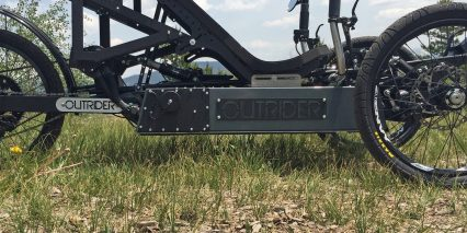 Outrider Alpha 400 Series 4 Inch Ground Clearance