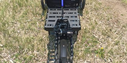 Outrider Alpha 400 Series Custom Carry Rack 75 Lb Max Load