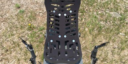 Outrider Alpha 400 Series Custom Vented Neoprene Seat