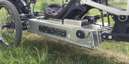 Outrider Horizon 200 Series Custom Battery Box 48 Volt Venting Cap