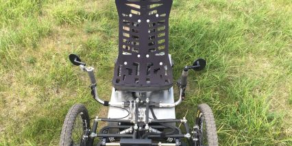 Outrider Horizon 200 Series Enclosed Cell Neoprene Seat Vented
