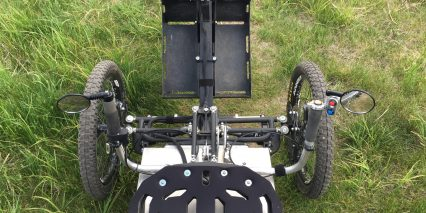 Outrider Horizon 210a All Electric Foot Rests