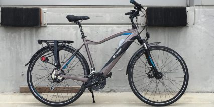 2016 Easy Motion Evo City
