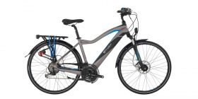 2016 Easy Motion Evo City Electric Bike Review
