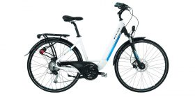 2016 Easy Motion Evo City Wave Electric Bike Review